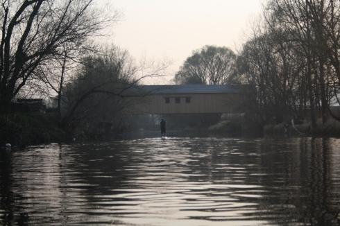 Hausbrücke Kunitz