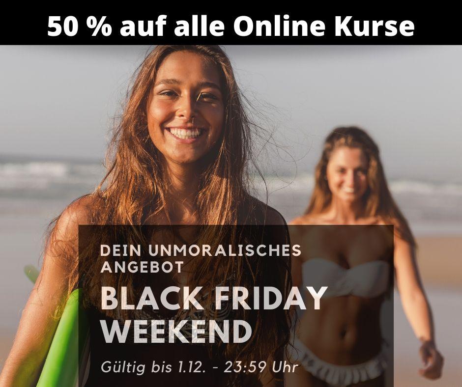 Black Friday Weekend – Ein unmoralisches Angebot